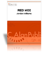 Red Koi (Perc Ens 8-10)