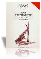 Four Temperaments for Tuba