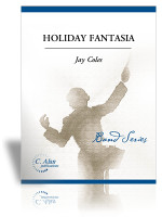 Holiday Fantasia (Band Gr. 2.5)
