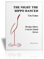 Night the Hippo Danced, The (Band Gr. 3)