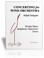 Concertino for Wind Orchestra (Gr. 4.5)