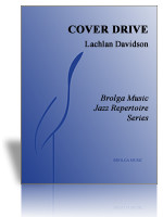 Cover Drive (Jazz Ens Gr. 4)