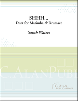 Shhh... (duet for marimba & drum set)