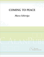 Coming to Peace (Solo 5-oct Marimba)
