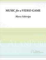 Music for a Video Game (Solo 5-oct Marimba)