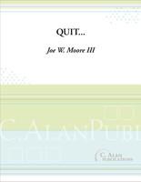 Quit... (Solo Snare Drum)