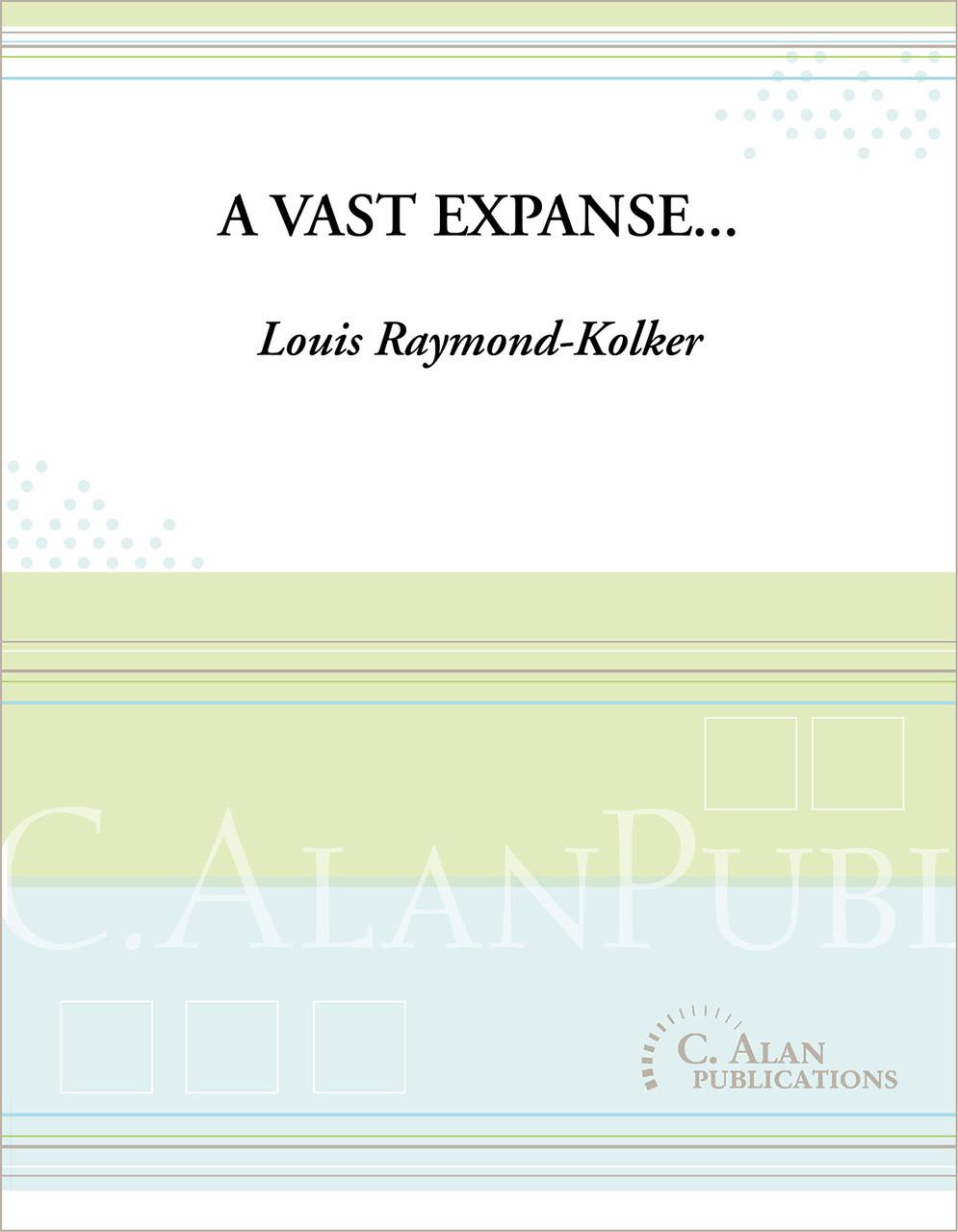 A Vast Expanse    (Percussion Duet)