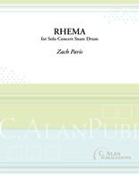 Rhema (Solo Concert Snare Drum)