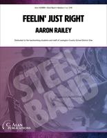 Feelin' Just Right (Steel Band)