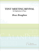 Tent Meeting Revival (Euphonium & Piano)
