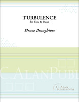 Turbulence (Tuba & Piano)