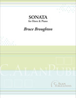 Sonata for Horn & Piano