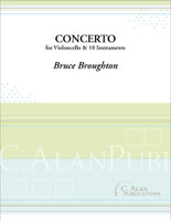 Concerto for Violoncello & Ten Instruments
