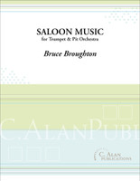 Saloon Music (Solo Cornet & Pit Orchestra)