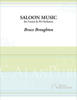 Saloon Music (Cornet & Piano)