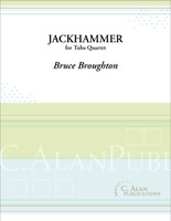 Jackhammer (Tuba Quartet)