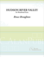 Hudson River Valley (Woodwind Octet)