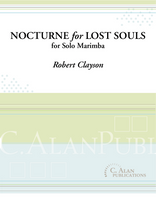 Nocturne for Lost Souls (solo 4-mallet marimba)