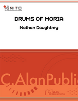 Drums of Moria (Perc Ens 5-9+)