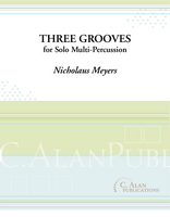 Three Grooves (Solo Multi-Percussion)