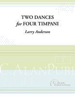 Two Dances for Four Timpani