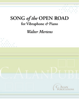 Song of the Open Road (Vibraphone & Piano)