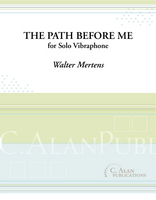 Path Before Me, The (Solo Vibraphone)