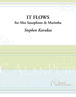 It Flows (Duet for Alto Saxophone & Marimba)