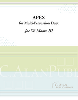 Apex (Duet for 2 Multi-Percussion)