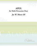 Apex (Duet for 2 Multi-Percussion)