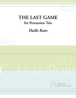 The Last Game (Perc Ens 3)