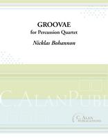 Groovae (Perc Ens 2-4)