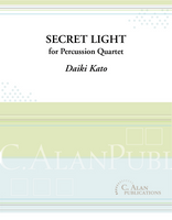 Secret Light (Perc Ens 4)