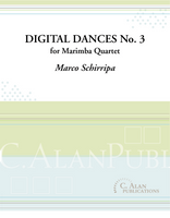 Digital Dances No. 3 (Perc Ens 4-5)