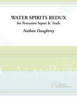 Water Spirits Redux (Perc Ens 7 + Track)