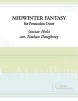 Midwinter Fantasy (Perc Ens 8)