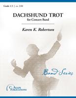 Dachshund Trot (Band Gr. 1.5)