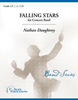 Falling Stars (Band Gr. 2.5)