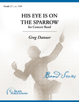 His Eye is on the Sparrow (Band Gr. 3)