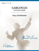 Gargoyles (Band Gr. 3)