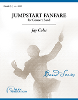 Jumpstart Fanfare (Band Gr. 3)