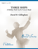 Three Ships (Band Gr. 3)