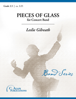 Pieces of Glass (Band Gr. 3.5)
