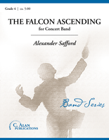 Falcon Ascending, The (Band Gr. 4)