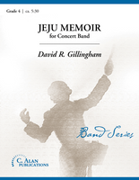 Jeju Memoir (Band Gr. 4)