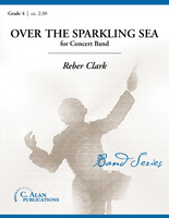 Over the Sparkling Sea (Band Gr. 4)