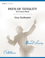 Path of Totality (Band Gr. 4)