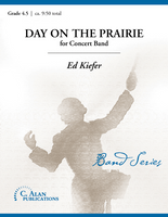 Day on the Prairie (Band Gr. 4.5)