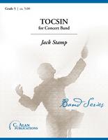 Tocsin (Band Gr. 5)