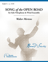 Song of the Open Road (Solo Vibraphone & Band)